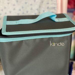 New Kiinde Cooler for Breastmilk Transport
